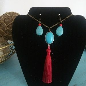 Earing/Necklace set